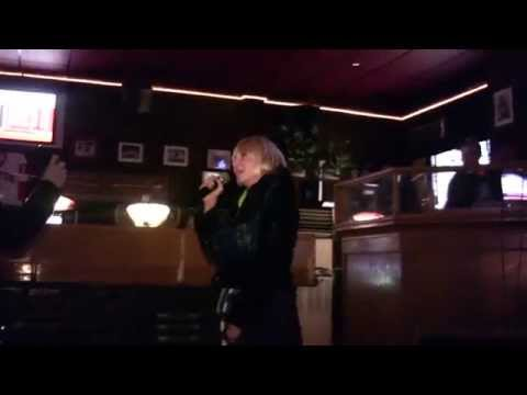 SIA Singing KARAOKE In An EMPTY BAR!!!