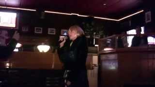 SIA Singing KARAOKE in an EMPTY BAR!!!