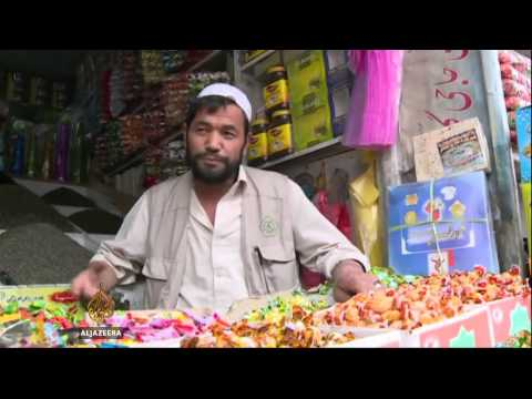 Election impasse undermines Afghan economy