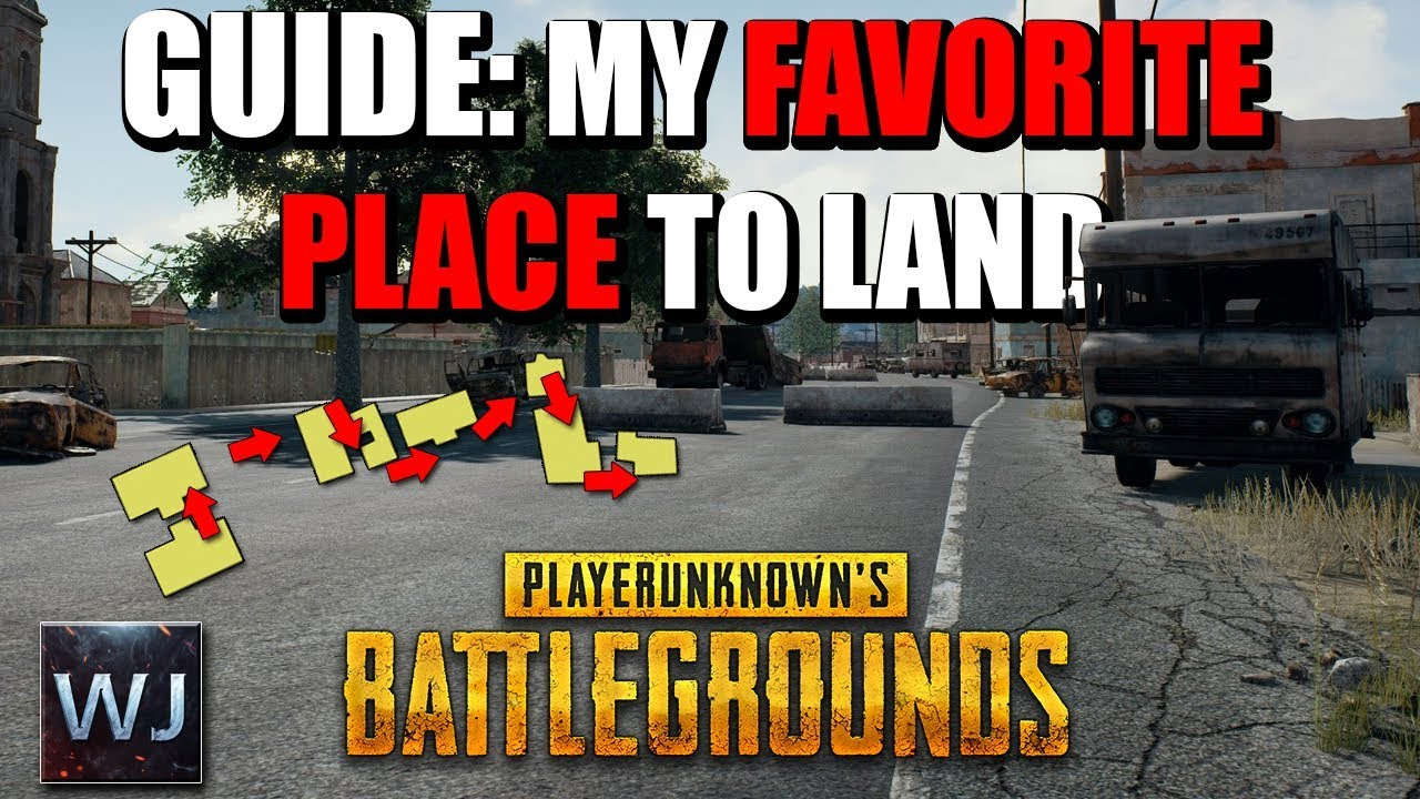Playerunknown S Battlegrounds 8 Best Loot Hunting: GUIDE: My FAVORITE PLACE To LAND