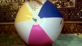 Beachball deflate (part.2)