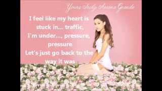 Ariana Grande   Honeymoon Avenue with Lyrics mp3