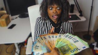 J'OFFRE 1000€ À MA FAMILLE LE JOUR DE MON ANNIVERSAIRE