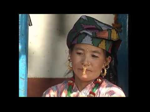 Limbu Culture Televison Progam Tumdang With Manuta ,  Imahang
