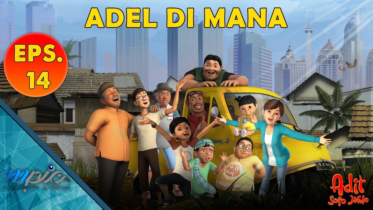 Episode terbaru ADIT SOPO JARWO 2017 by Hanida Indriani