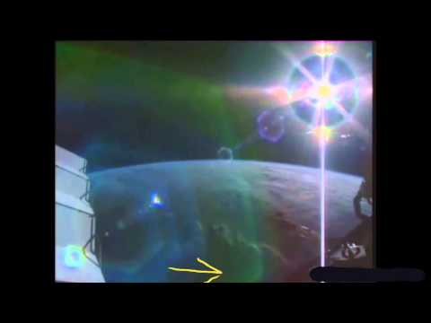 UFOs new Amazing Close up HD Nasa live space feed ISS space station ufo sighting 2016