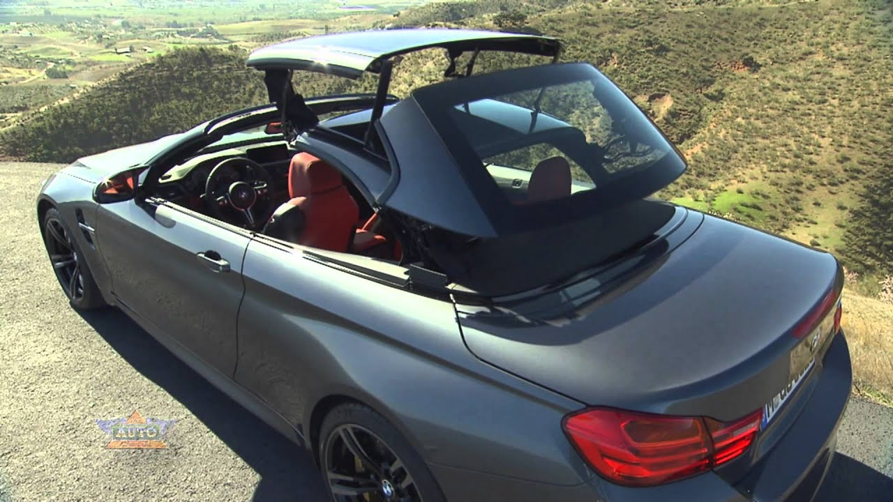 convertible brown bmw in pyrite