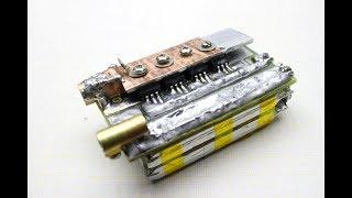 видео Точечная сварка для аккумуляторов своими руками: инструкция