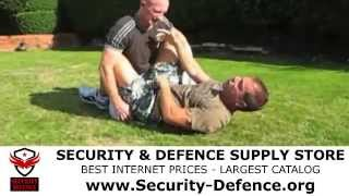 On the Ground Self Defence Tutorial