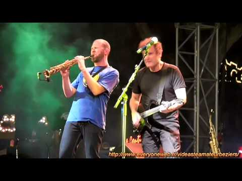 Johnny Clegg - Scatterlings of Africa - concert Béziers