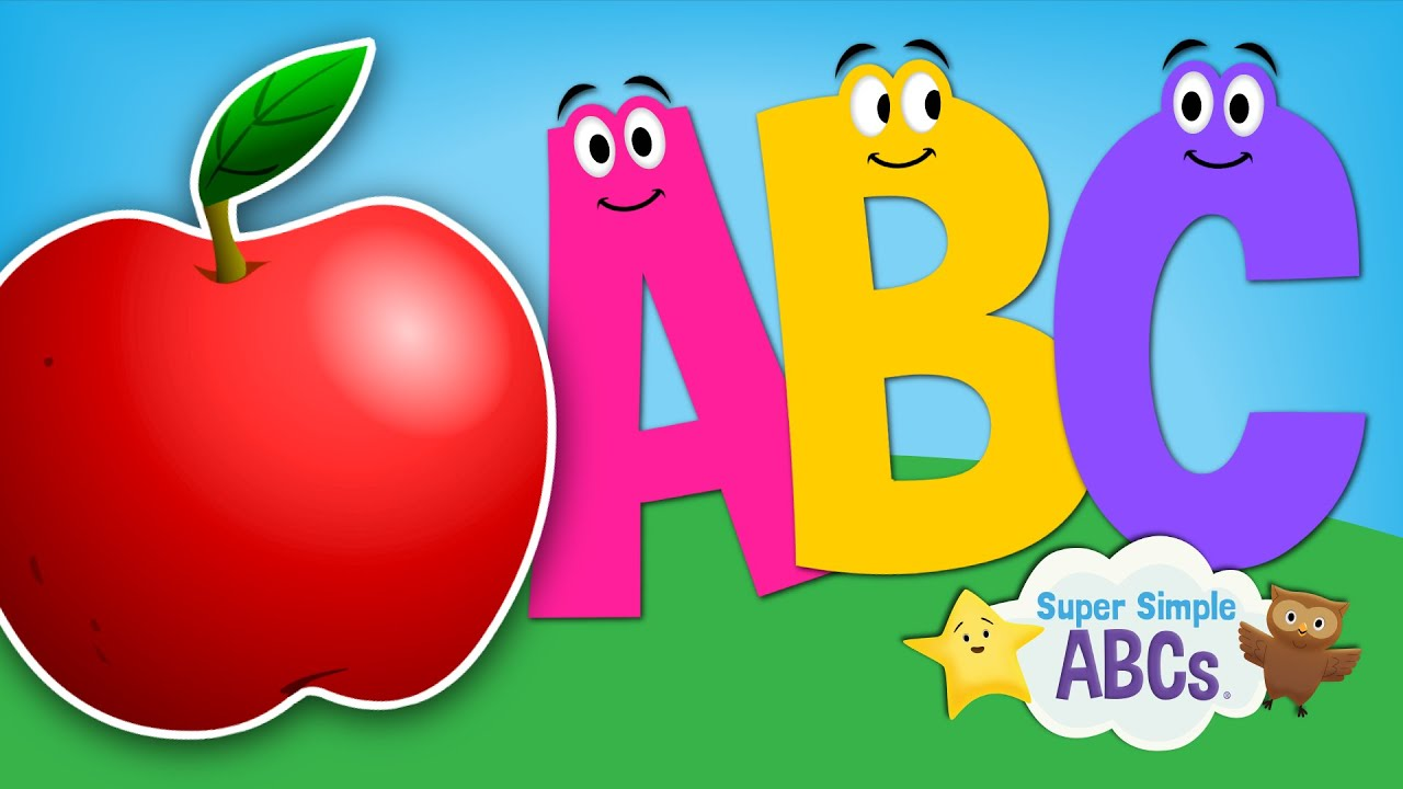 the sounds of the alphabet a b c super simple abcs youtube
