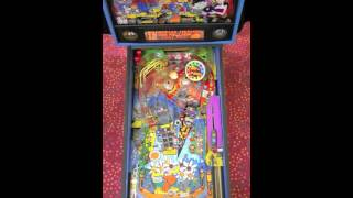 Rocky and Bullwinkle Pinball Gameplay