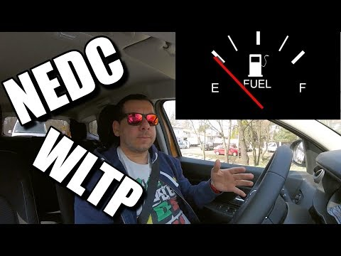 NEDC, WLTP, and my fuel economy test cycle (ENG)