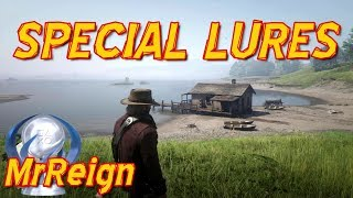 Red Dead Redemption 2 - It Was This Big - How To Unlock Special Lures Video