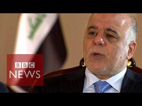 'We plan to regain Mosul' says Iraqi PM Haider al-Abadi