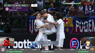 Highlights Knockout Stage Final  | FC Bayern Esports – FC Barcelona | eFootball.