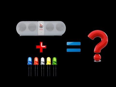 How to make dancing LED music rhythm LED light