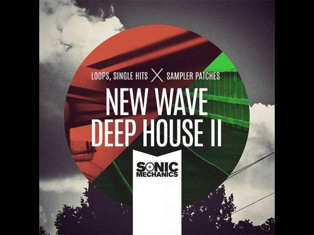 Sonic Mechanics - New Wave Deep House 2 #1