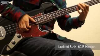 【デジマートNew Gear Showcase】Lakland / SL44-60/R Hinatch