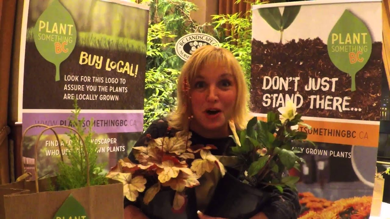 Leanne Johnson from Garden Works and PlantSomethingBC - YouTube