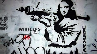 Banksy vs Robbo & The Graffiti War. Documentary for educational purposes only