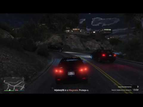 Grand Theft Auto V DLC A Beira Da Lei Ft.Pc , Peralta E Felipe