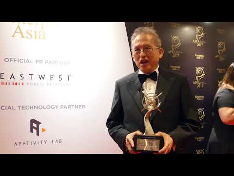 APEA 2017 Singapore - Interview with Kwek Leng Beng