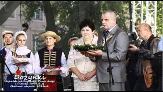 Dożynki Województwa Kujawsko Pomorskiego Chełmno sierpień 2011rok
