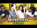 NEVER HAVE I EVER CHALLENGE FT THE PRINCE FAMILY!! *super funny*