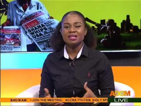 Badwam Newspaper Review on Adom TV (6-2-17)