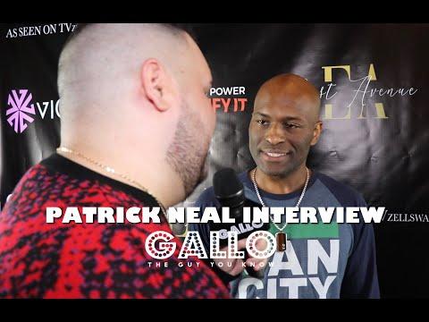 GalloTheGuyYouKnow: Patrick Neal Interview (Season 7)