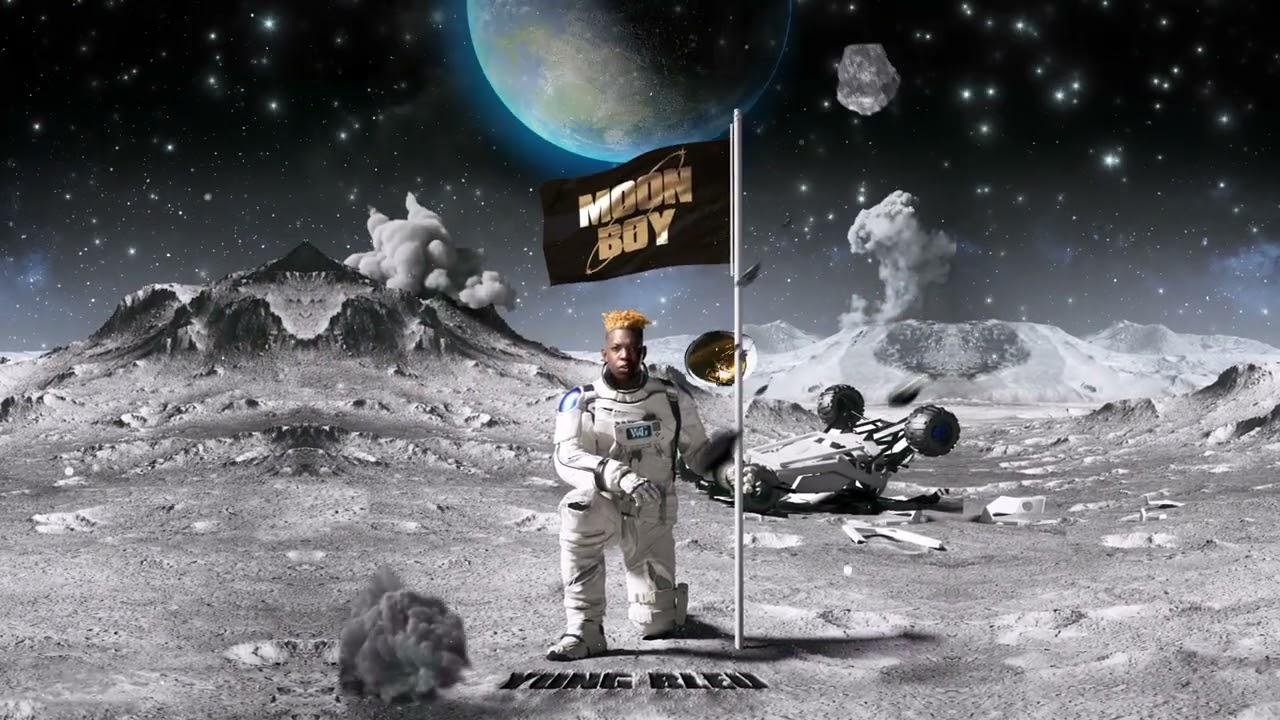 Yung Bleu - Angels Never Cry (Visualizer) (feat. MoneyBagg Yo & Kodak Black)