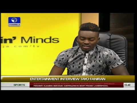 Rubbin Minds: BBA Finalist, Tayo Says Idris' Selection As Winner Was Shocking   Part1