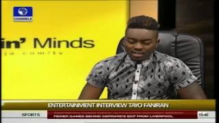 Rubbin Minds: BBA Finalist, Tayo Says Idris' Selection As Winner Was Shocking   Part1