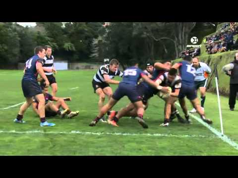 1st XV Rugby: New Plymouth BHS v Hastings BHS | SKY TV
