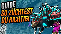 👶🥚 Ark Züchten - Mutationen - Super Dinos - Tipps & Tricks | Ark Survival Evolved