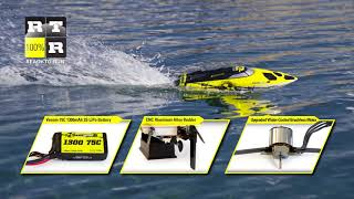 Atomik Barbwire 2 RTR Brushless Self-Righting RC Boat