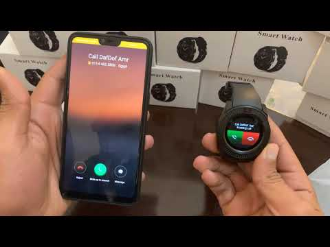 V8 Smart Watch Review