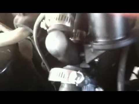 Ford Explorer Heater Control Valve Leak Youtube