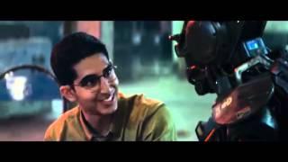 Робот по имени Чаппи   Chappie 2015   Трейлер #2 Official TrailerHD