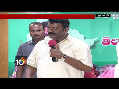 Minister Talasani about Rain Water Inflow Storages In Inland areas | Hyderabad | 10TV
