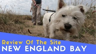 A Review Of New England Bay Caravan And Motorhome Club Site | The Bays Tour Pt5