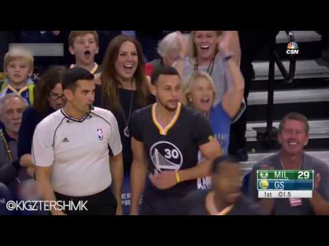 Golden State Warriors Best Play Highlights | 16/17 Season | Last 41 Games