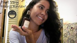 Just Natural Grow New Hair Treatment Review
