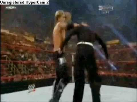Royal Rumble 2009 Edge Vs Jeff Hardy Highlights - YouTube