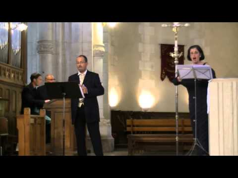 Herr Bach Trio   Jean Sebastion Bach   Alleluia cantate 51