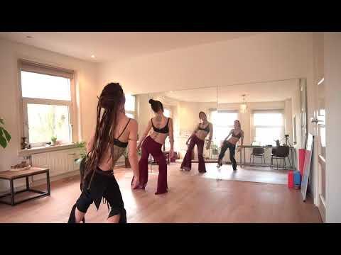 Tribal Fusion Belly Dance Flow Class - Serpentine Studies - FREE SAMPLE CLASS
