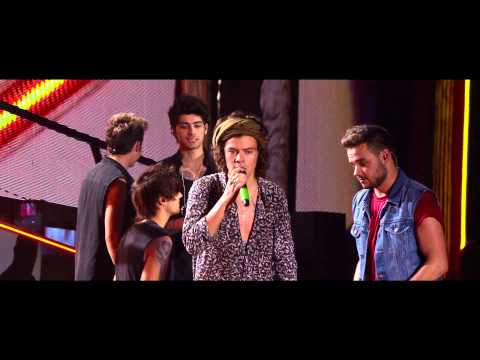 Where We Are: Live From San Siro Stadium DVD - What Makes You Beautiful Performance