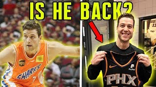 Jimmer Fredette Is BACK In The NBA! INSANE Comeback Story!