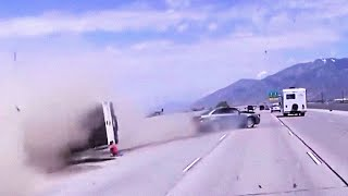 #024 A selection of road crashes in the USA and other countries